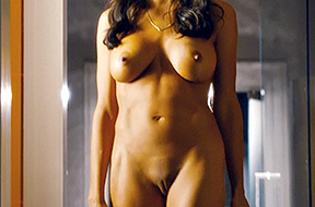 Rosario Dawson Full And Frontal Nude Topless For Aleander Movie Hd